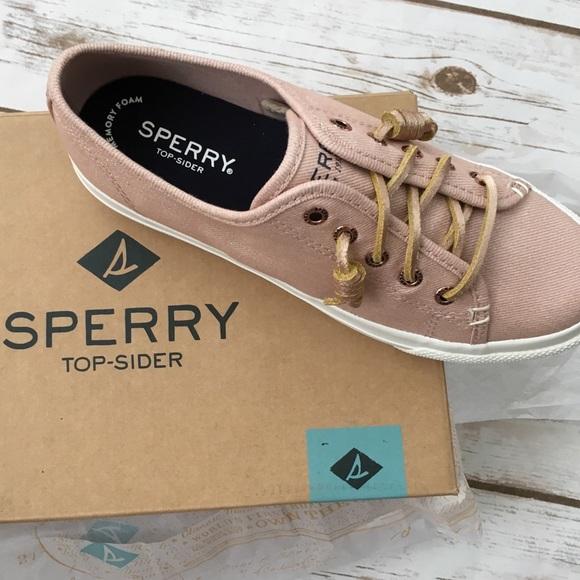 76f5b40f1d Sperry Shoes | New In Box Sky Sail Platform Sneaker | Poshmark